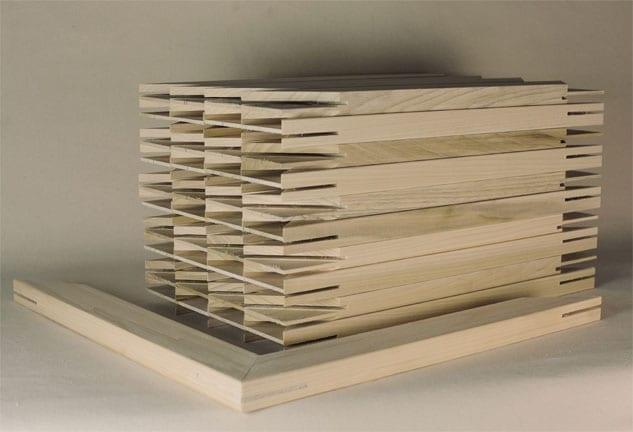 stretcher-frames